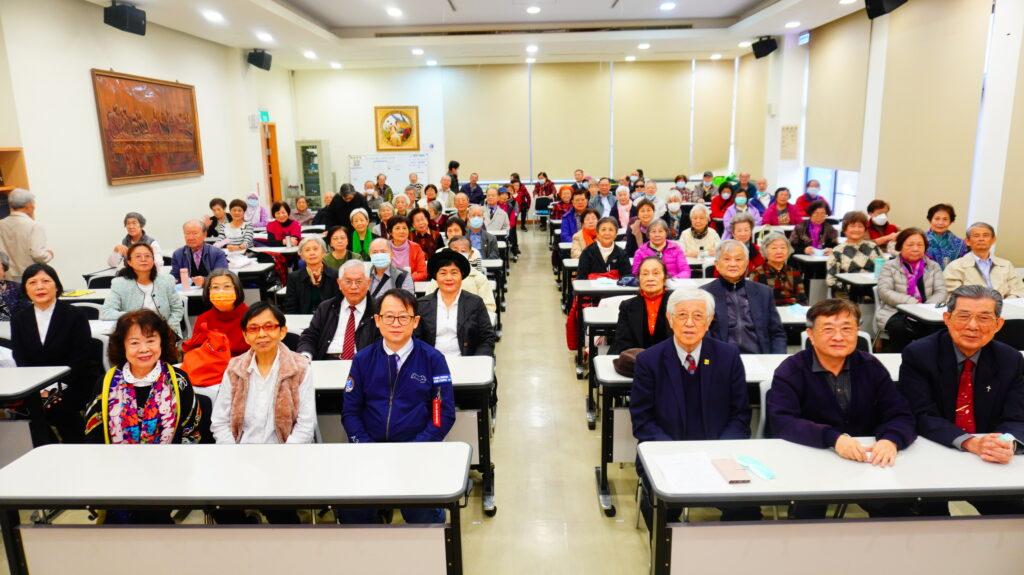 2020/12/01松年部醫學講座方俊凱醫師:人生的光明旅程(台北東門教會)
