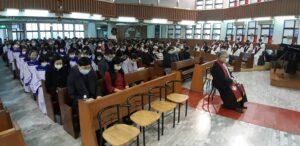2020-12-13簡慶懿牧師就任安樂教會禮拜